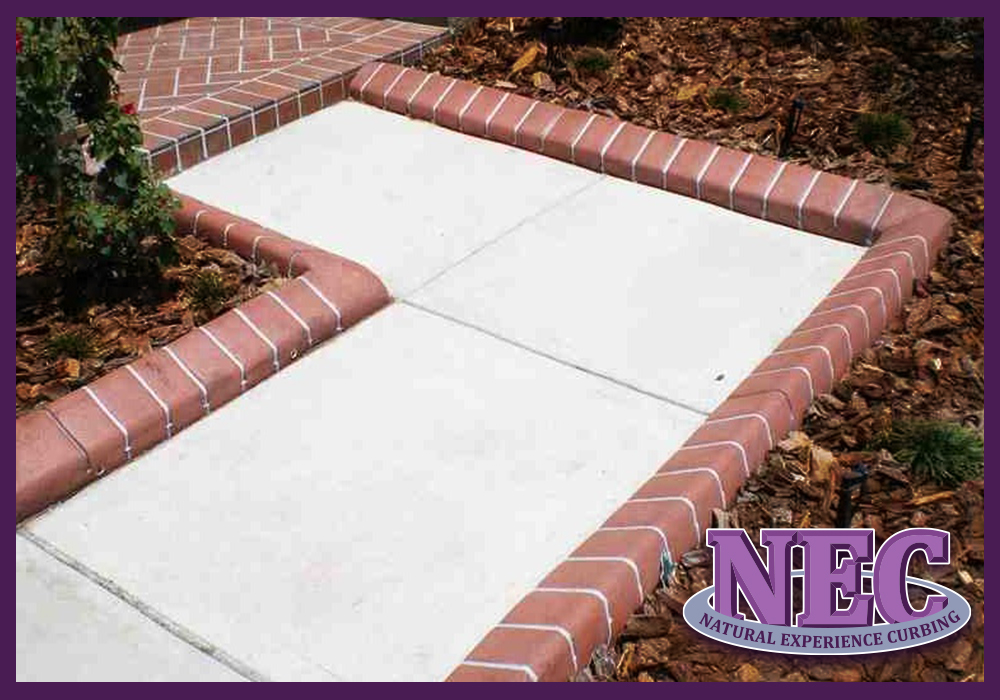 Natural Experience Curbing - Single Brick