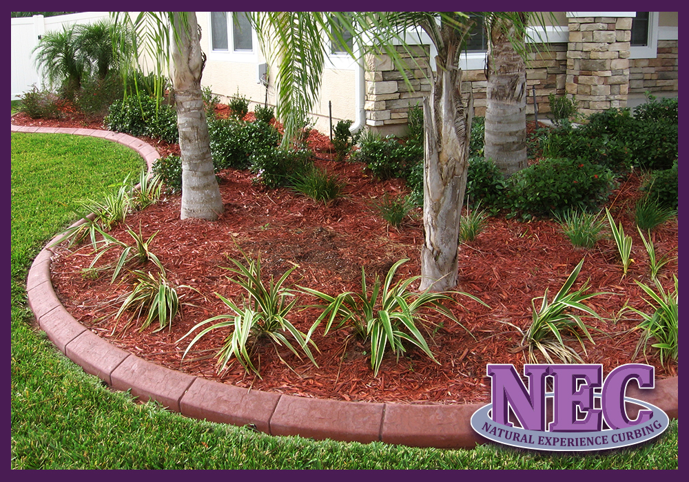 Natural Experience Curbing - Slate Tile